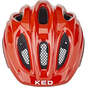 KED Meggy Casque Enfant, red
